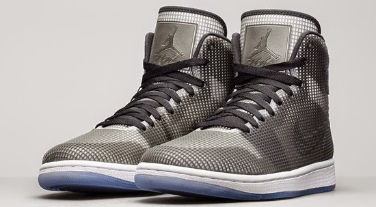 outlet store d64d6 35259 This Air Jordan 4LAB1 comes in a black, reflect silver and white colorway.  They are the second 4LAB1 release. Featuring a black and silver based upper  with ...