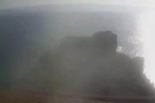 Cape Capogalera in Alghero Bay