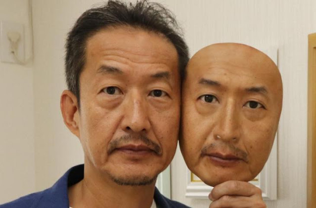 Produksi Topeng Wajah, Perusahaan Jepang Ini Berhasil Menggemparkan Dunia!