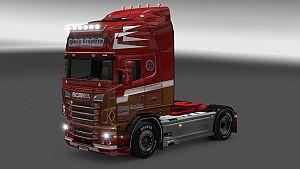 Scania RJL Ronny Ceusters Skin