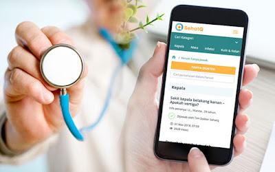Kelebihan Fitur Chat Dokter dari Aplikasi SehatQ.com
