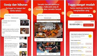 aplikasi penghasil saldo dana gratis 2021