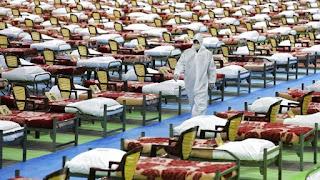 2.517 Pasien Meninggal di Iran, Total 35.408 Orang Positif Virus Corona