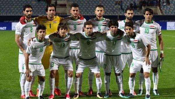 تشكيل العراق ضد قطر عبر سوفت سلاش