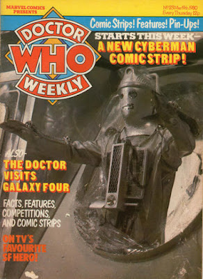 Doctor Who Weekly #23, Cybermen