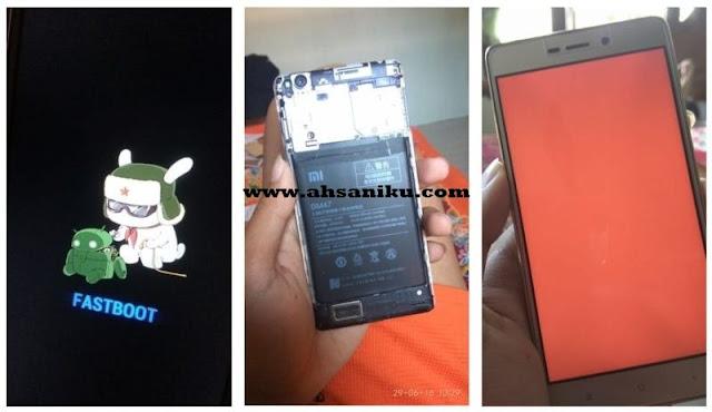 Baterai Xiaomi Redmi Tidak Bisa di Cas