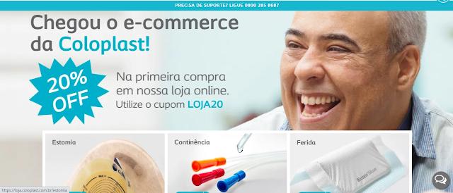 Coloplast lança primeiro e-commerce B2C do Brasil com produtos para continência urinária, estomia e soluções para feridas