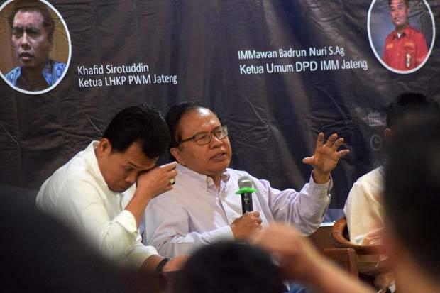 Rizal Ramli: Jokowi Menang, China Semakin Kuasai Indonesia