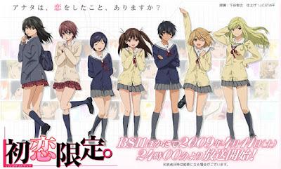 Hatsukoi Limited -Yêu Không Giới Hạn