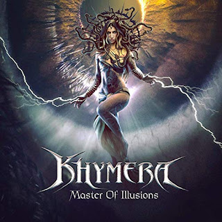 "Το τραγούδι των Khymera ""The First Time"" από το album ""Master of Illusions"""
