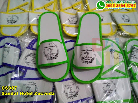 Toko Sandal Hotel Zucveda