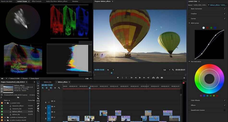 Adobe Premiere Pro CC 2019 Full Español