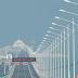 The world's longest Sea bridge awaiting the opening