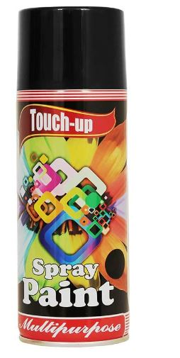 Touch Up: Aerosol Spray Paint