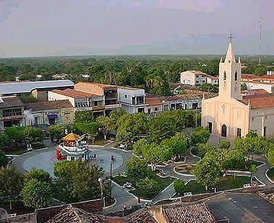 Resultado de imagem para praça Coronel Luis Vieira em Chapadinha
