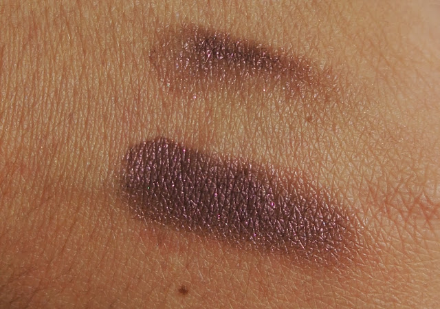 bourjois color edition prune nocturne swatch