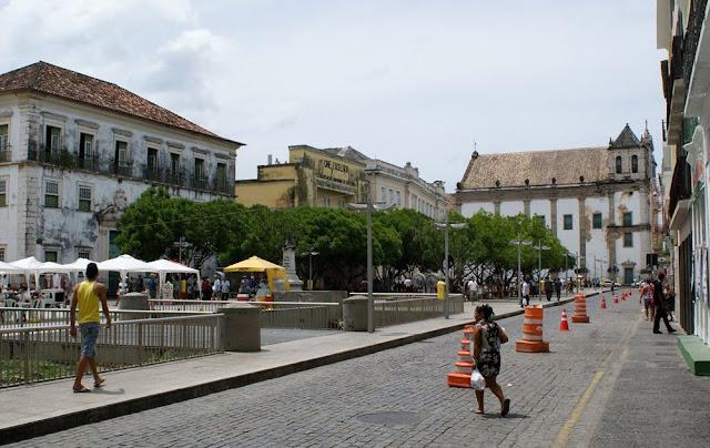 Evento será realizada na Praça da Sé (Foto: Egi Santana/G1)