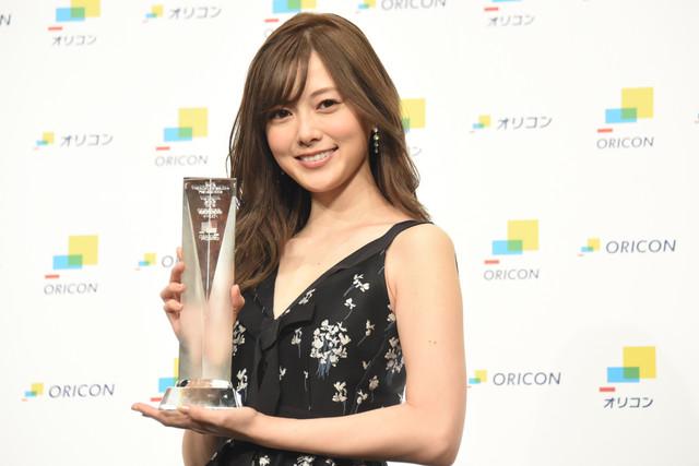 """Nogizaka46 Shiraishi Mai Wins Award For Photobook """"Passport"""""""