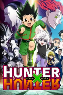 Anime Hunter x Hunter Legendado