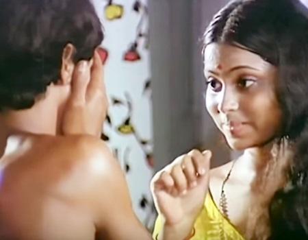 Sigappu Rojakkal Romantic Scenes| Kamal| Sridevi