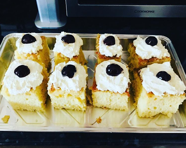 Tres Leches Cake dari Meksiko