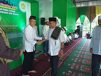 Dandim 0910/Malinau Hadiri Pembukaan Lomba  Semarak Ramadhan 1440H