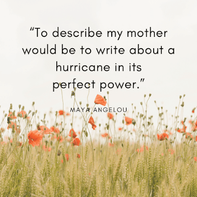 Happy Mothers Day Wishes Quotes Images by Maya Angelou