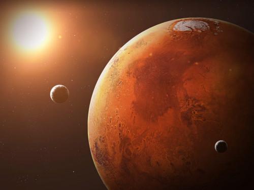 В октябре 2020 года можно будет наблюдать Марс невооруженным глазом