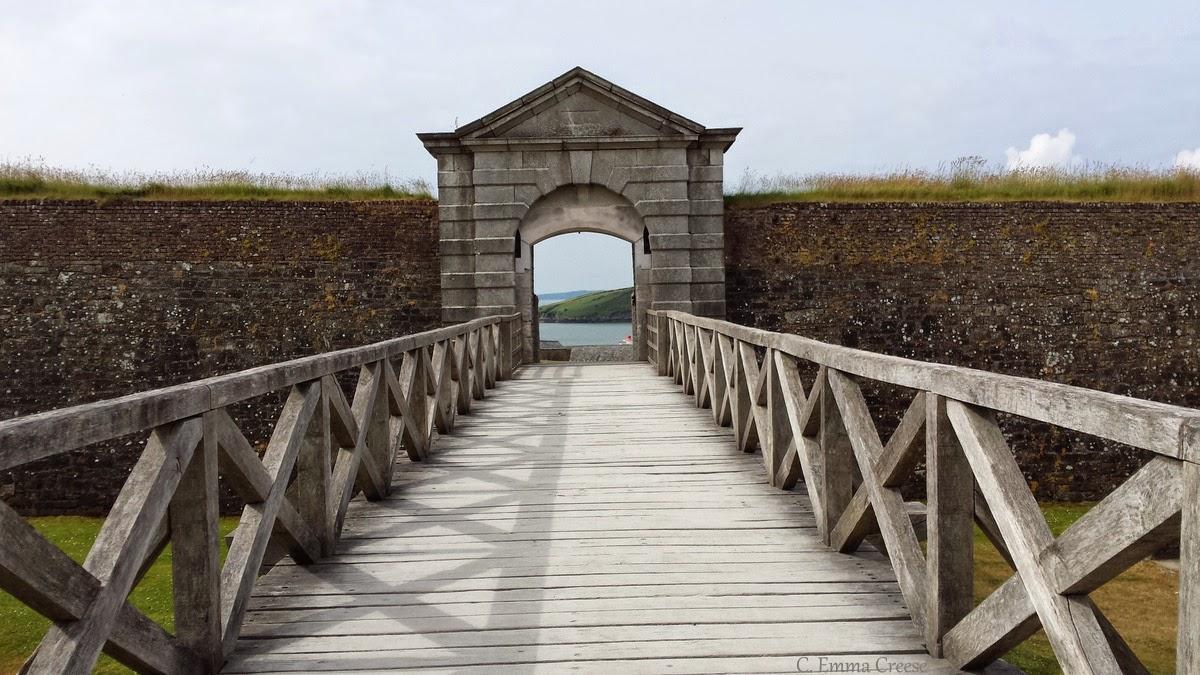 Charles Fort, Kinsale, West Ireland