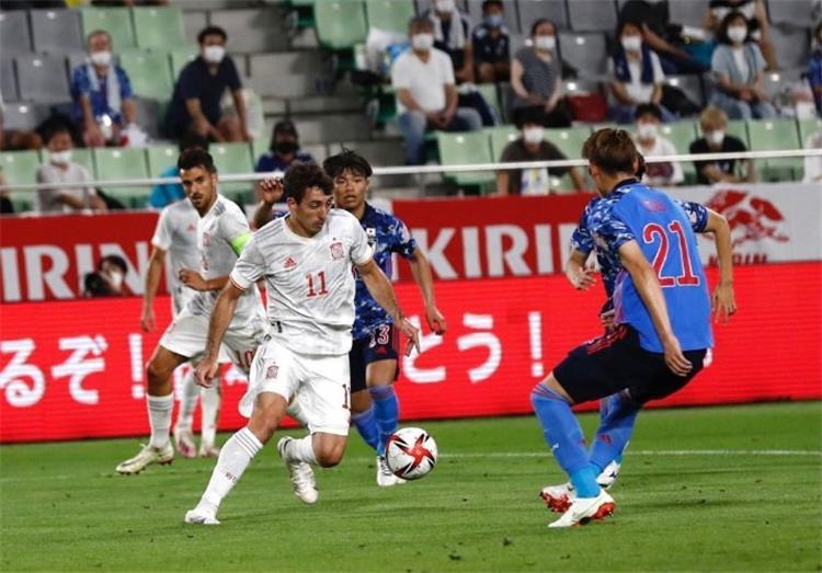 تعرف على موعد مباراة اليابان ضد  اسبانيا والقنوات الناقلة لها