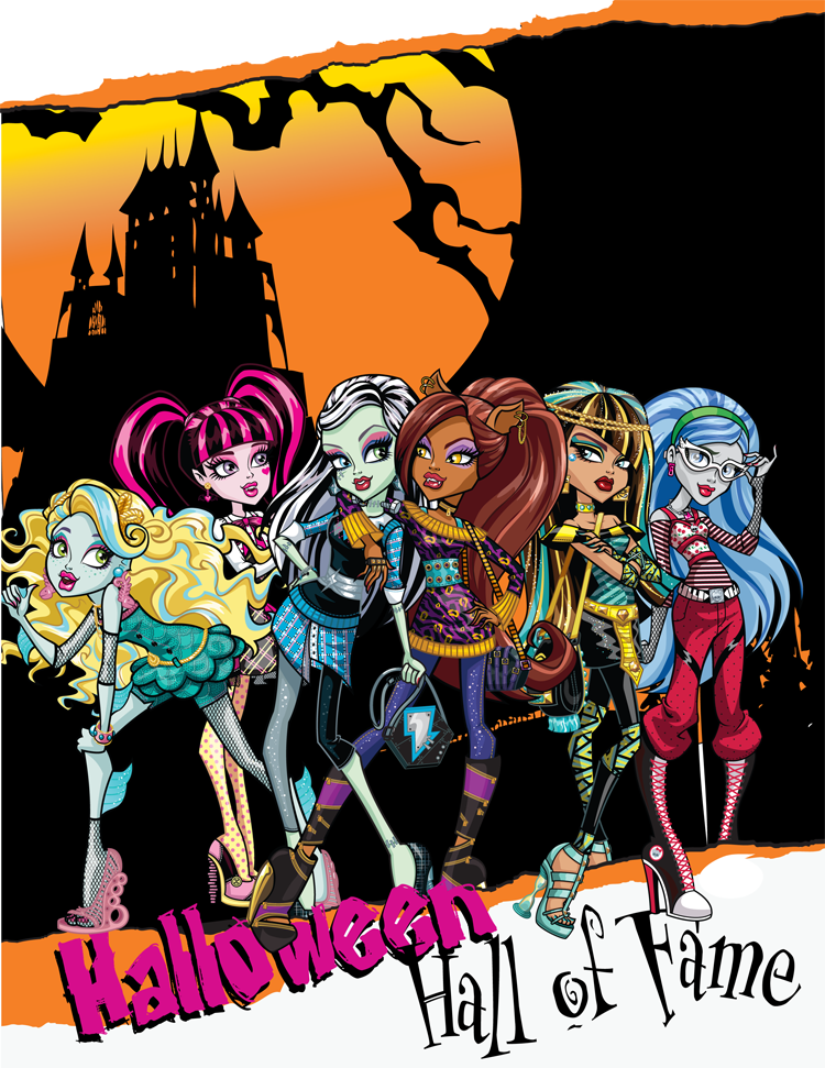 Monster High-Pretty : Nuevas imagenes de Monster High ... - photo#17
