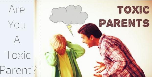 Tanpa Disadari Anda Bisa Jadi Toxic Parents, Kenali 7 Cirinya