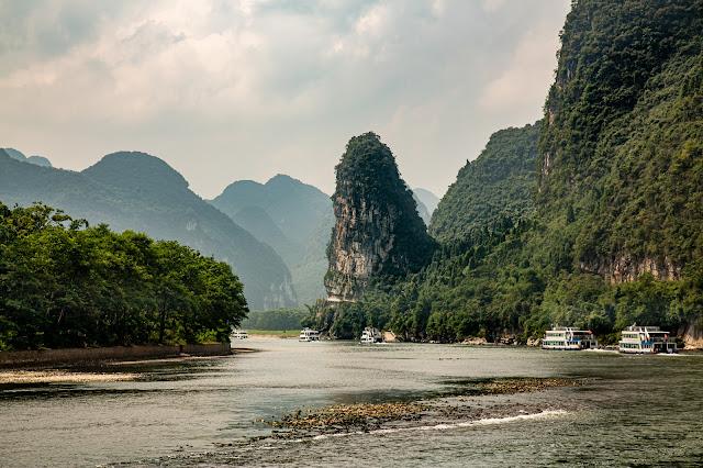26. Paseo río Li Jiang