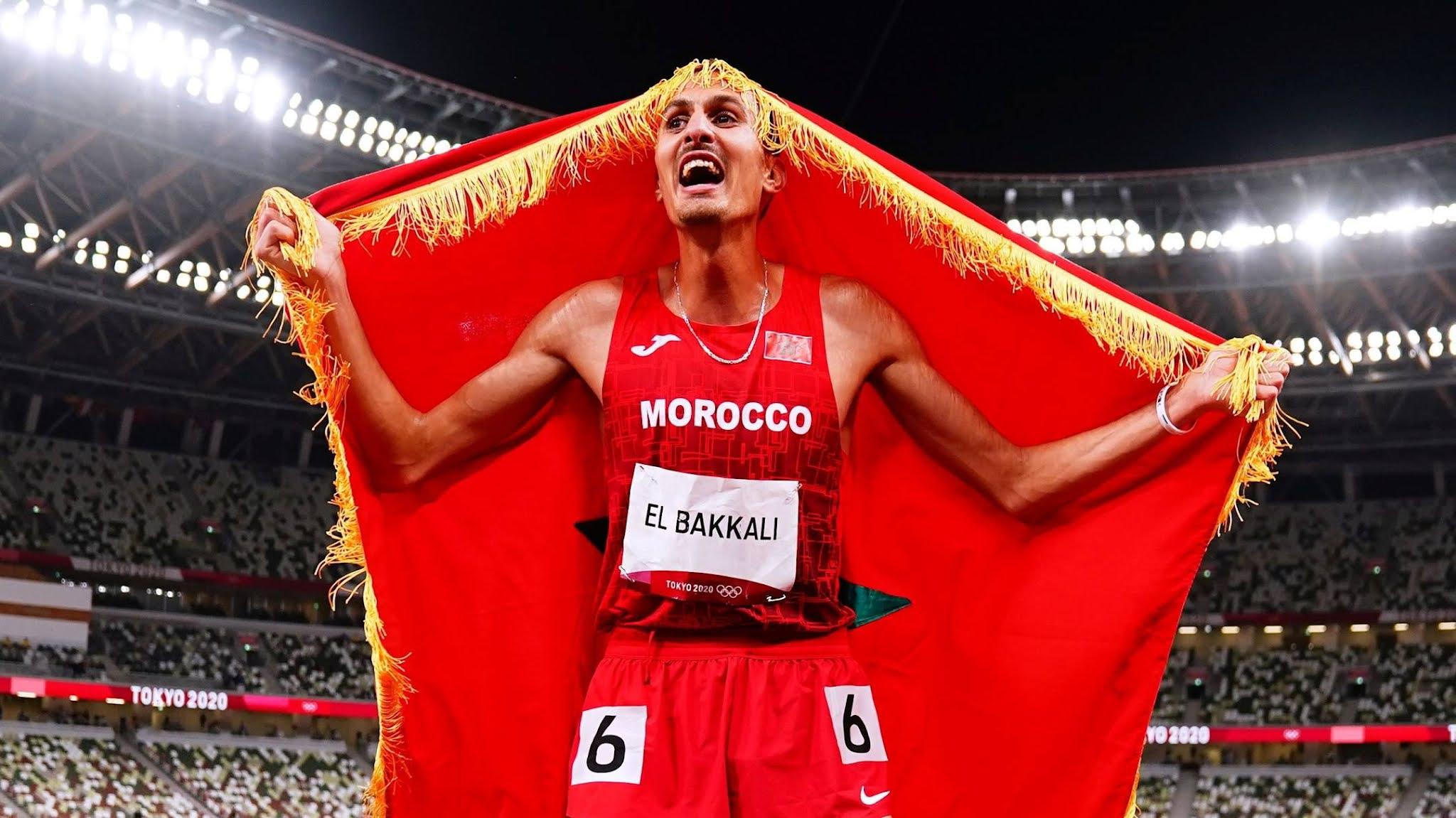 Atletismo Olimpíadas Marrocos