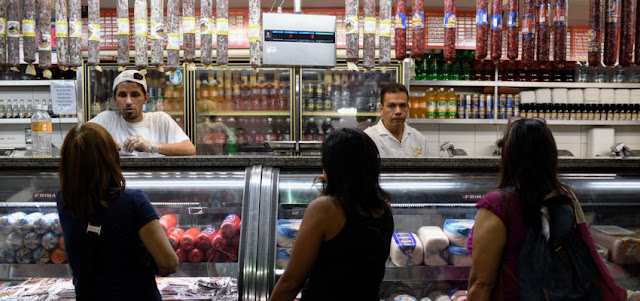 Cesta ByN | compra de 15 productos en centro de Caracas aumentó 38,08% en septiembre