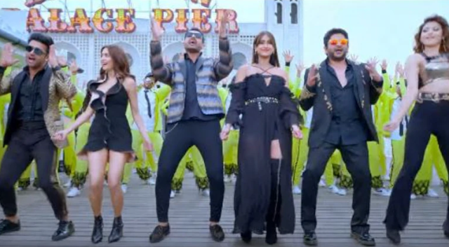 Pagalpanti Thumka song out 2019