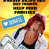 Donate $2.00 per Month Feed Families All Year!