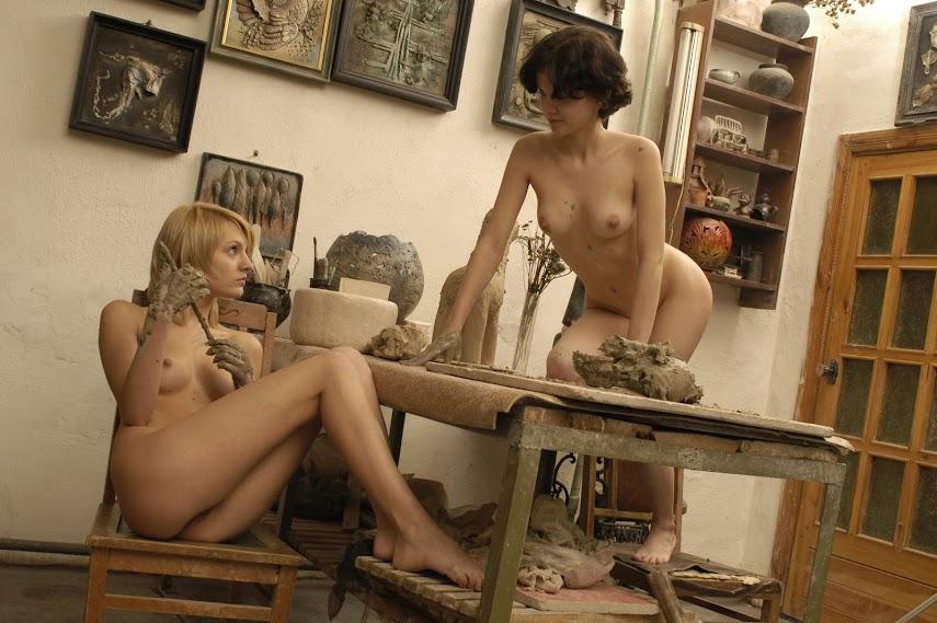 Met-Art 20041016 - Nata A & Models No Name - First Encounter - by Sandro CignaliReal Street Angels