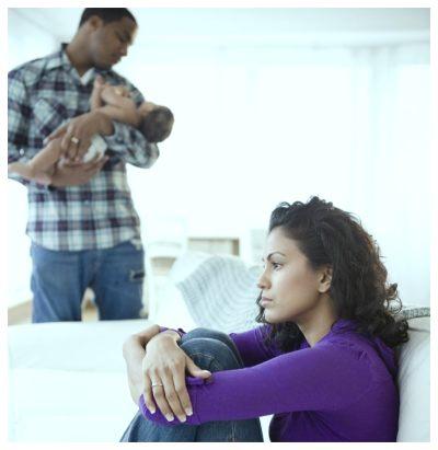 Nosotras las mujeres sufrimos depresión posparto durante años