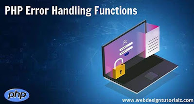 PHP Error Handling Functions