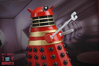 Custom Movie Red Dalek 11