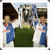 Blackburn 1994-1995