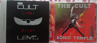 The Cult, Love, Sonic Temple,