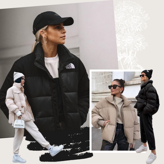Puffer Jacket's FALL TRENDS 2020