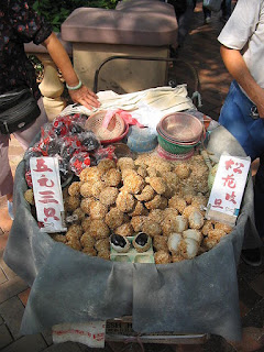Century eggs for sale in Hong Kong. (Image Source)