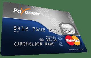 Payonar Debit MasterCard