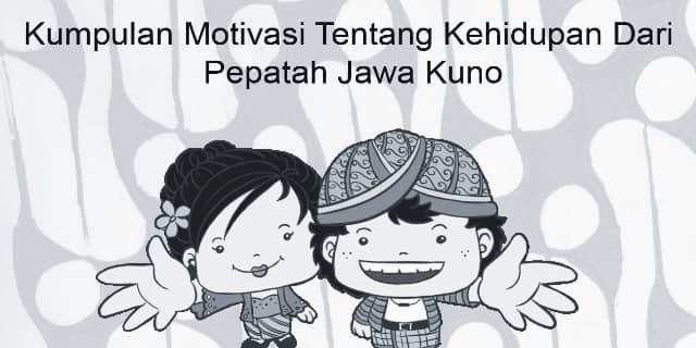 Pepatah jawa, Peribahasa Jawa, Koleksi Pitutur