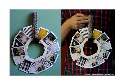 Cara Menata Polaroid di Dinding Kamar, Lihat Yuk!