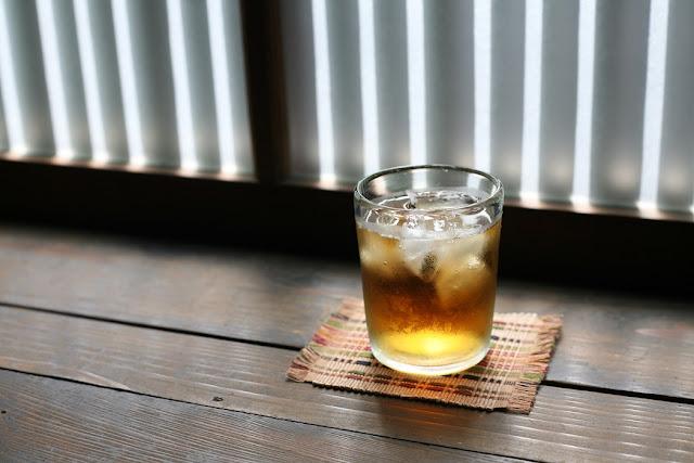 mugicha barley tea japan