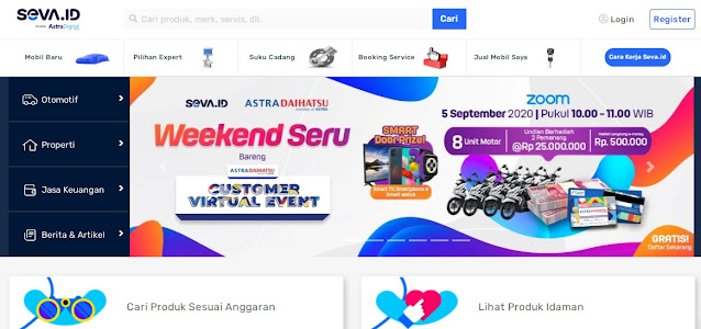 SEVA Pusat Mobil Murah Terbaik Di Indonesia